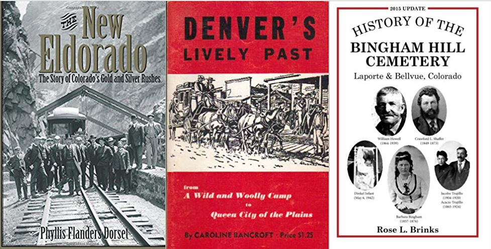 Books About Fort Collins & the West