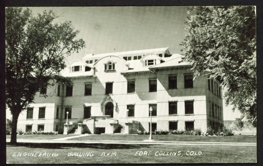 Historic Fort Collins Postcards – Sixth Set, CSU Addition