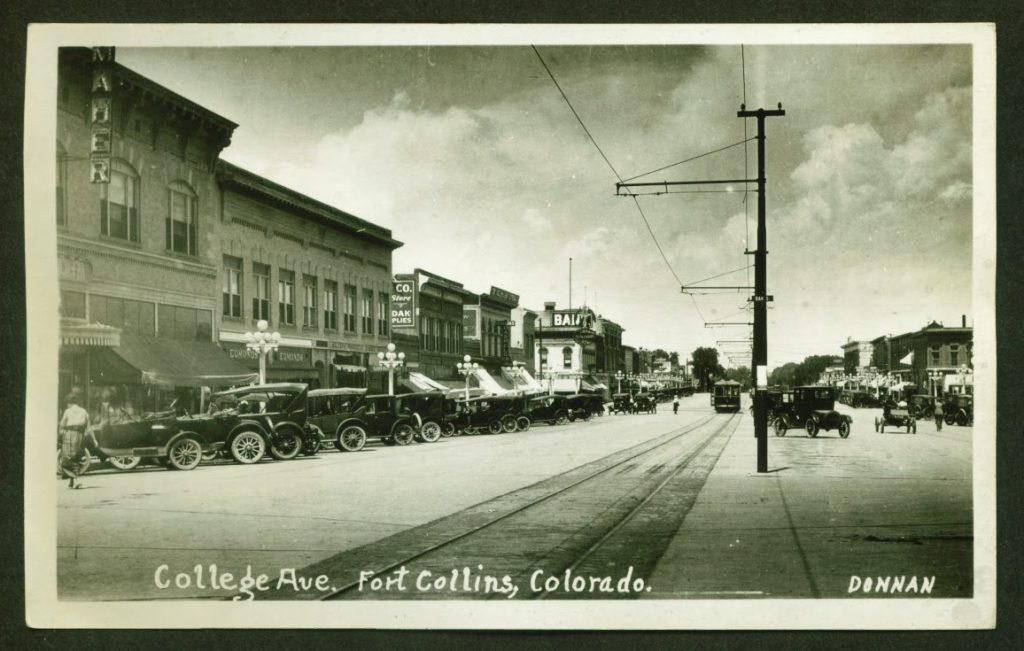 Historic Fort Collins Postcards – Fourth Set