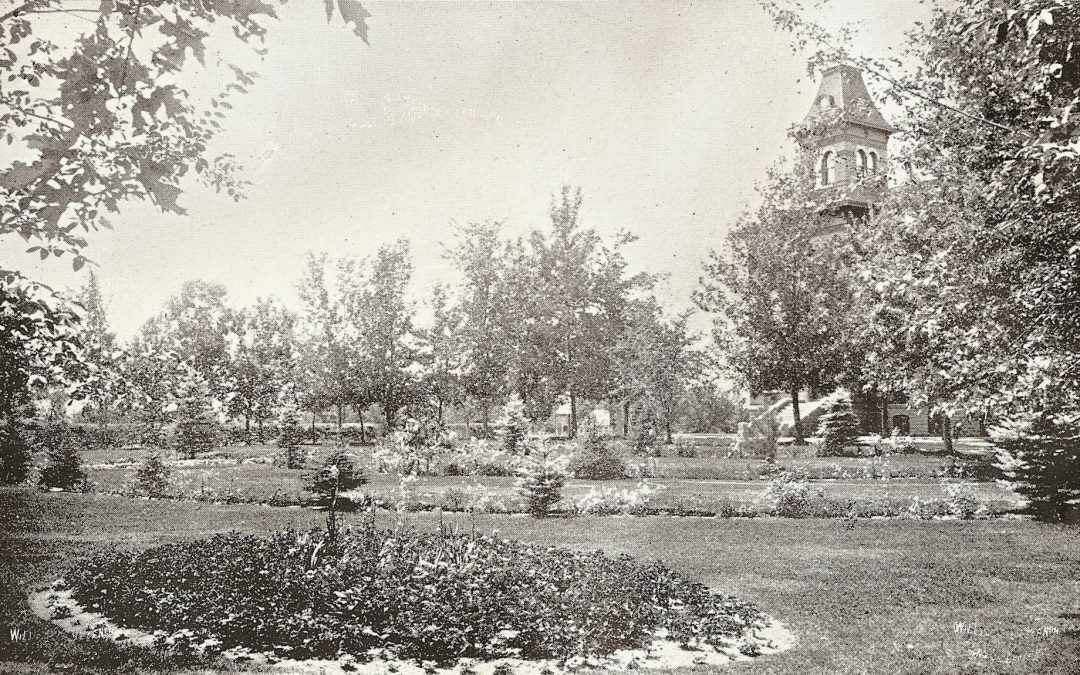History of the State Agricultural College – 1895